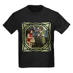 LRR - In the Forest Kids Dark T-Shirt