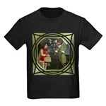 LRR - In the Forest Kids Dark T-Shirt