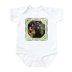 LRR - In the Forest Infant Bodysuit