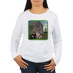 Old MacDonald Women's Long Sleeve T-Shirt