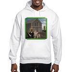 Old MacDonald Hooded Sweatshirt