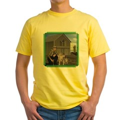 Old MacDonald Yellow T-Shirt
