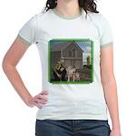 Old MacDonald Jr. Ringer T-Shirt