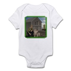 Old MacDonald Infant Bodysuit