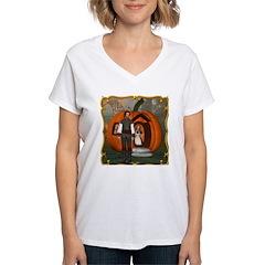 Peter, Peter Women's V-Neck T-Shirt