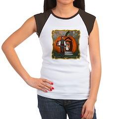 Peter, Peter Women's Cap Sleeve T-Shirt