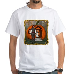 Peter, Peter White T-Shirt