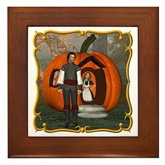 Peter, Peter Framed Tile