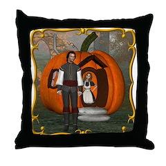 Peter, Peter Throw Pillow