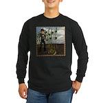 Peter Piper Long Sleeve Dark T-Shirt