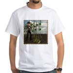 Peter Piper White T-Shirt