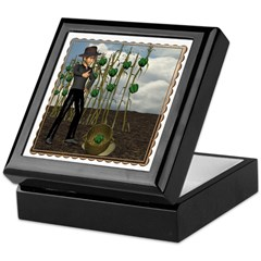 Peter Piper Keepsake Box