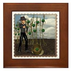 Peter Piper Framed Tile
