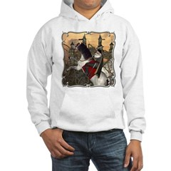 Prince Phillip Hooded Sweatshirt