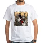Prince Phillip White T-Shirt