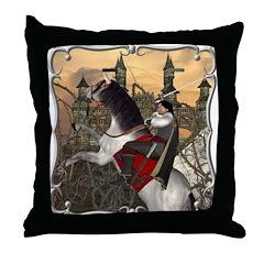 Prince Phillip Throw Pillow