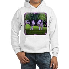 The Purple Cow Hoodie