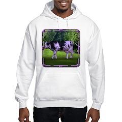 The Purple Cow Hoodie