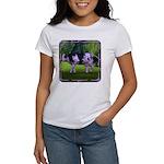 The Purple Cow Women's T-Shirt
