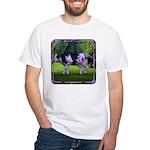 The Purple Cow White T-Shirt