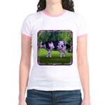 The Purple Cow Jr. Ringer T-Shirt