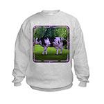 The Purple Cow Kids Sweatshirt