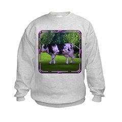 The Purple Cow Sweatshirt