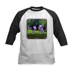 The Purple Cow Kids Baseball Jersey