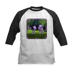 The Purple Cow Kids Baseball Jersey
