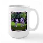 The Purple Cow Large Mug