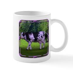 The Purple Cow Mug
