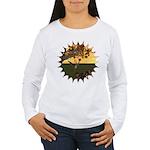 Robin Redbreast Women's Long Sleeve T-Shirt