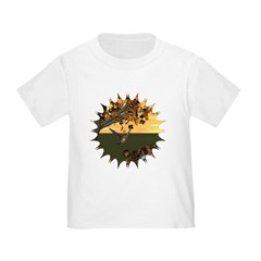 Robin Redbreast Toddler T-Shirt