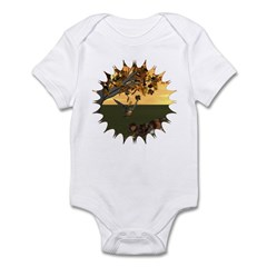 Robin Redbreast Infant Bodysuit