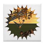 Robin Redbreast Tile Coaster