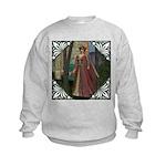Sleeping Beauty Kids Sweatshirt