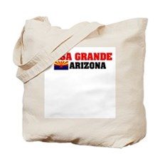 Casa Grande Tote Bag