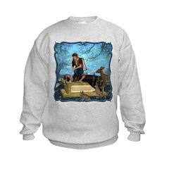 Snow White Sweatshirt