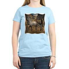 Southwest Horses Women's Light T-Shirt