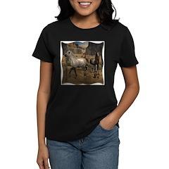 Southwest Horses Women's Dark T-Shirt
