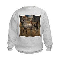 Southwest Horses Sweatshirt