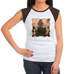 This Little Piggy Women's Cap Sleeve T-Shirt