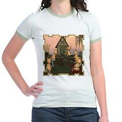 This Little Piggy Jr. Ringer T-Shirt