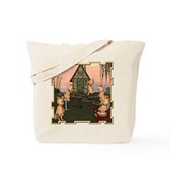 This Little Piggy Tote Bag