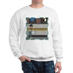 Tom, Tom Piper's Son Sweatshirt