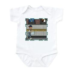 Tom, Tom Piper's Son Infant Bodysuit