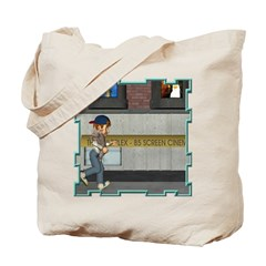 Tom, Tom Piper's Son Tote Bag
