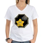 Twinkle, Twinkle Little Star Women's V-Neck T-Shir