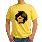 Twinkle, Twinkle Little Star Yellow T-Shirt