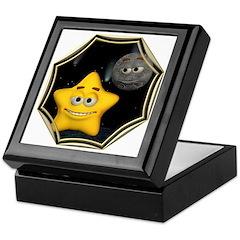 Twinkle, Twinkle Little Star Keepsake Box